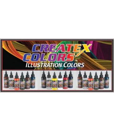 Illustration Createx Colors 240ml