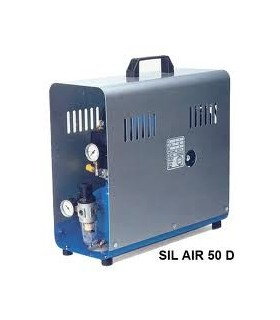 Compresor aerógrafo Sil-air AS 500 A