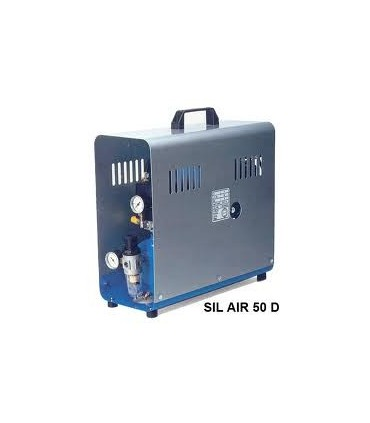 Compresor aerógrafo Sil-air AS 500 A