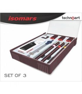 Set Technoart 3 unidades
