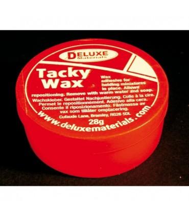 Deluxe cera adhesiva Tacky Wax 28g