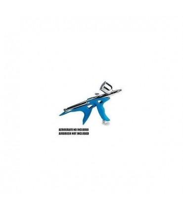 Adaptador ergonómico para aerografo