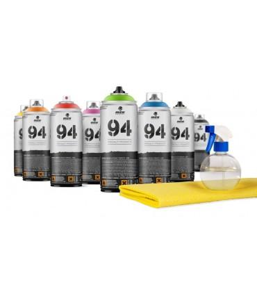 Spray MTN Chalk (Removible) 400ml