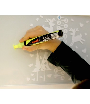 Rotulador Chalk Uni 5M
