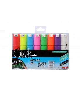 Set Rotulador Posca Chalk 8mm