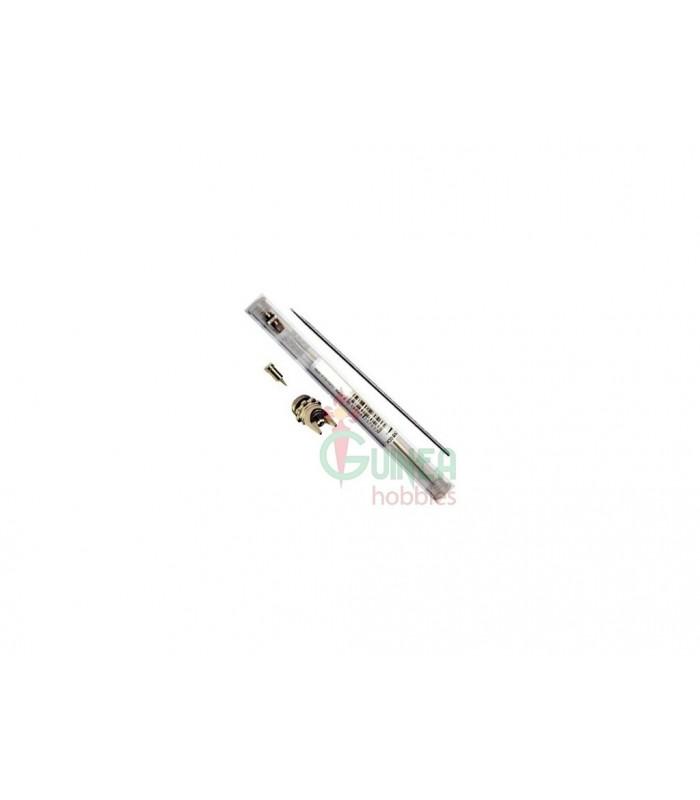 Set aguja, obturador, boquilla 0,2mm Fineline Harder & Steenbeck 126833