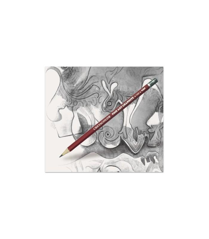 Lápiz cretacolor grafito 7H