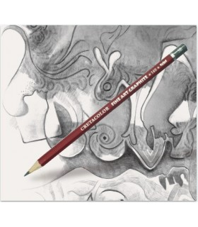 Lápiz cretacolor grafito 8H