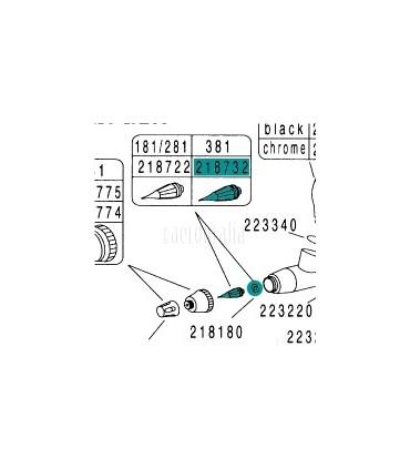 Boquilla aerografo Hansa 0,3 218732
