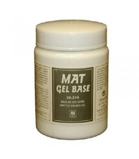 Base de Gel Mate 26216 200ml