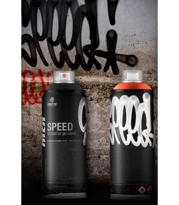 SPRAY MTN SPEED 400ml