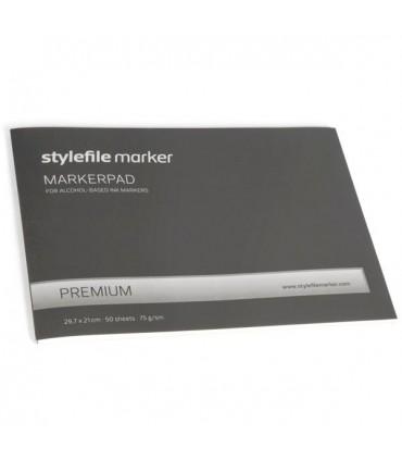Stylefile Marker Doble Punta