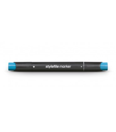 STYLEFILE MARKER SET 12 COOL GREY