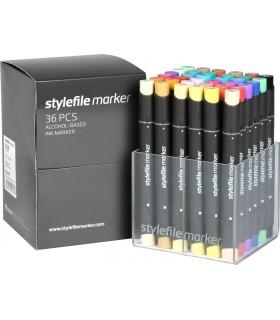 Set Stylefile Marker set 36A main