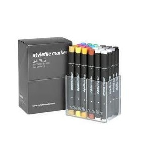 STYLEFILE MARKER SET 24 MAIN B