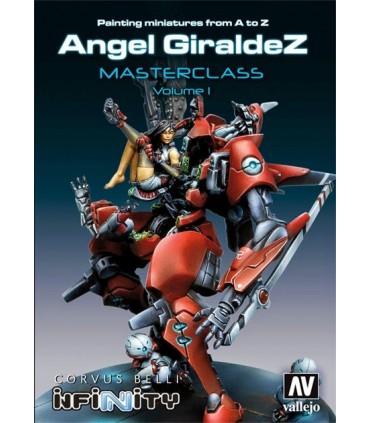 Libro Angel Giraldez MASTERCLASS vol. 1