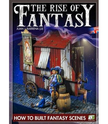 Libro The Rise of Fantasy by Juan J. Barrena (JJ)