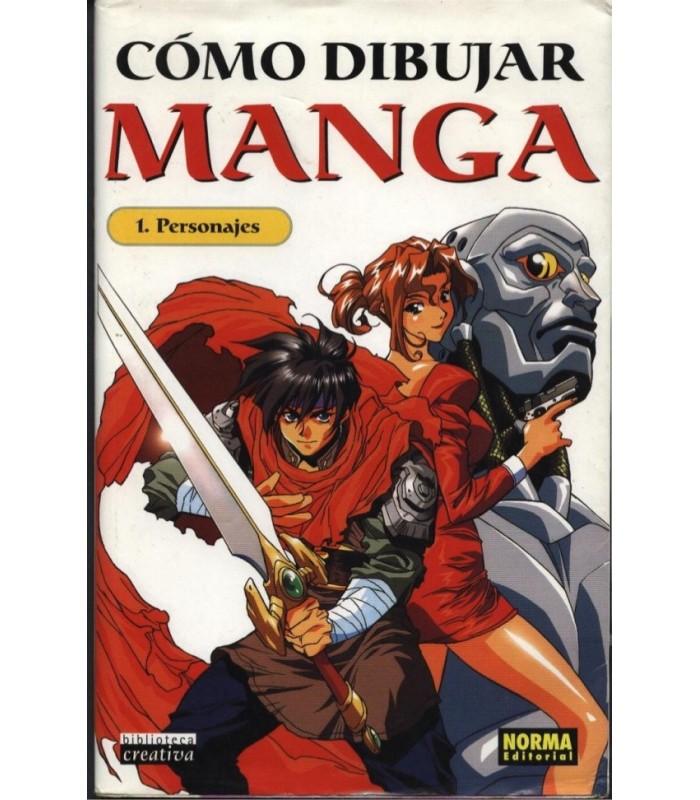 Cómo dibujar Manga Vol. 1 Personajes