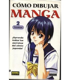 Cómo dibujar Manga Vol. 2 Técnicas