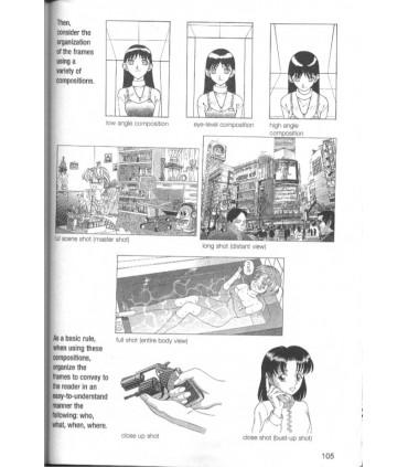 Cómo dibujar Manga Vol. 3 Aplicación y práctica