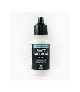70540 Medium Mate Vallejo 17ml