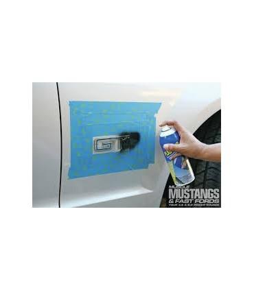 Spray Plasti Dip vinilo protector efecto cobre metalizado 400ml
