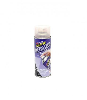 Spray Vinilo Protector Plasti Dip Rojo Metal 400ml