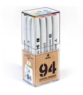 94 Graphic Marker 12 Main