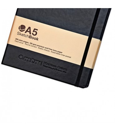 Bloc de Dibujo Blackbook MTN A5 Vertical