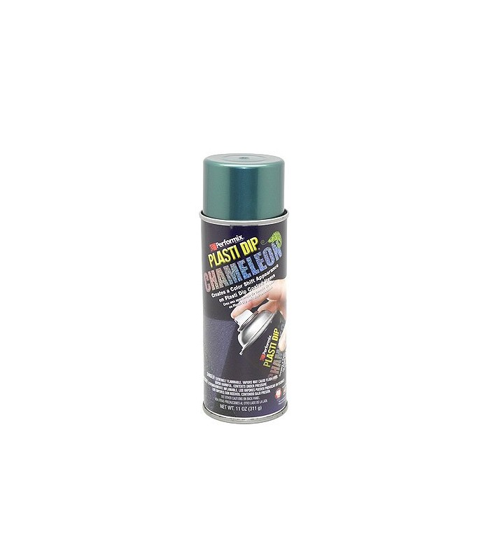 Spray Plasti dip camaleon azul verde 400ml