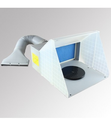 Kit extractor cabina portátil ventus