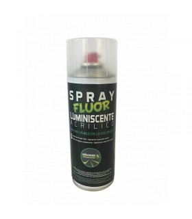 Spray fluor-luminiscente colores 400ml