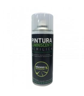 Spray fotoluminiscente verde 400ml