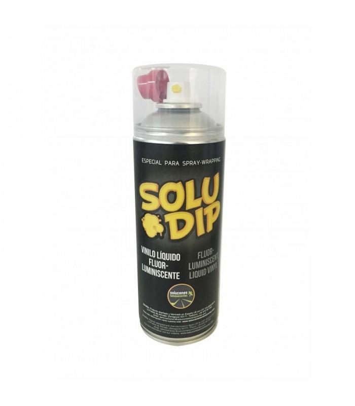 Spray vinilo liquido fluor-luminiscente colores 400ml