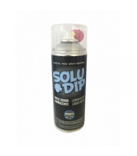 Vinilo liquido fotoluminiscente azul 400ml
