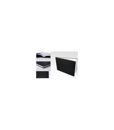 Bloc de Dibujo Blackbook MTN A4 Horizontal