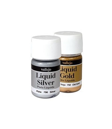 Oro liquido Vallejo 35ml