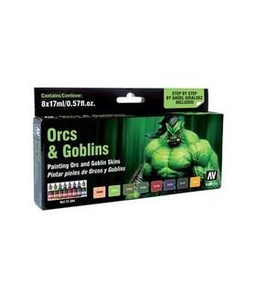 Set Orcos y Goblins 72304