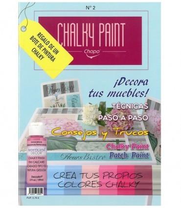 Revista Chalky paint nº2