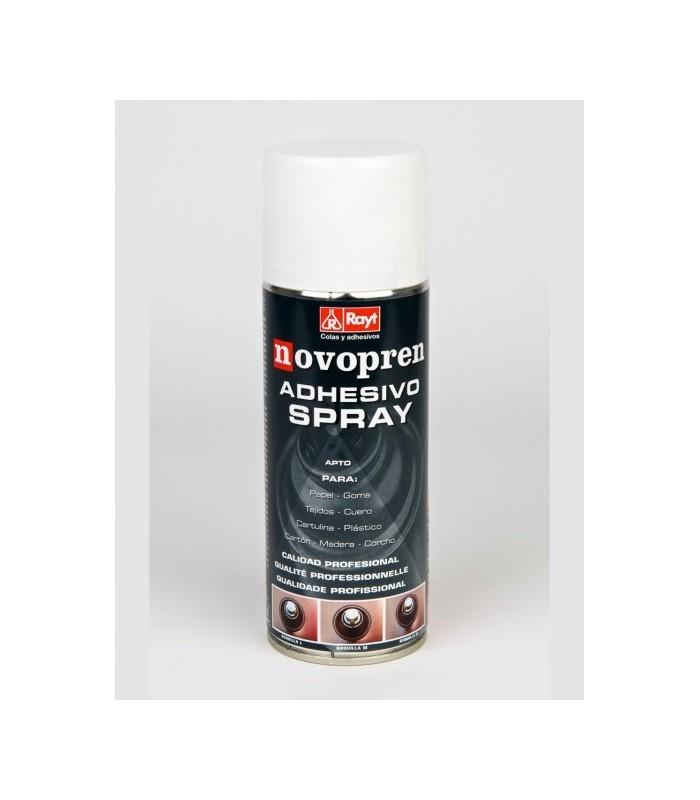 Novopren adhesivo en spray 400ml