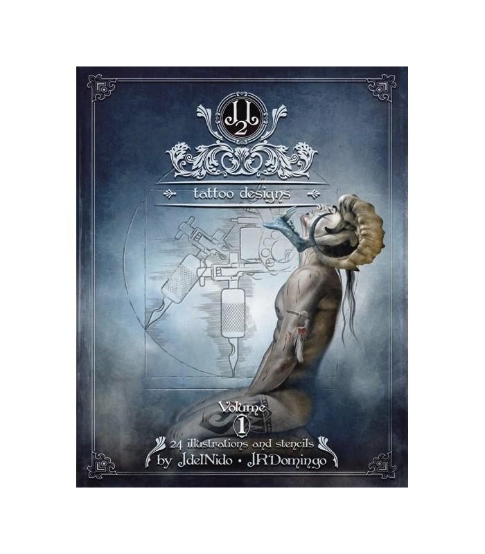 Libro de diseños para tatuajes vol 1