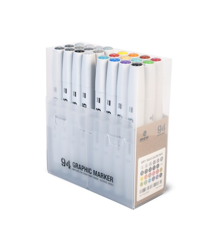 MTN Pack 94 Graphic Marker Main A 24 uds