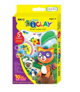 Set 5 colores I Clay IC306