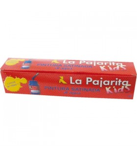 Set Pajarita Kids 6 colores témpera 35ml.