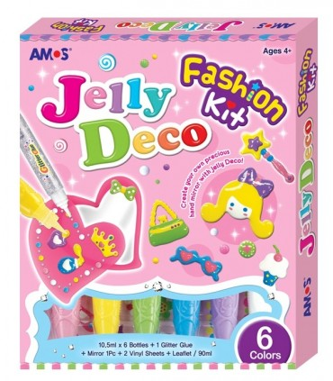 Fashion kit jelly deco