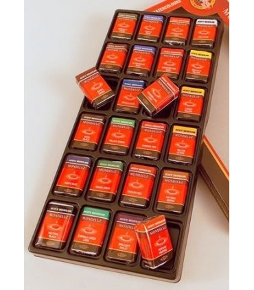 Set 24 pastillas acuarela Koh-i-Noor