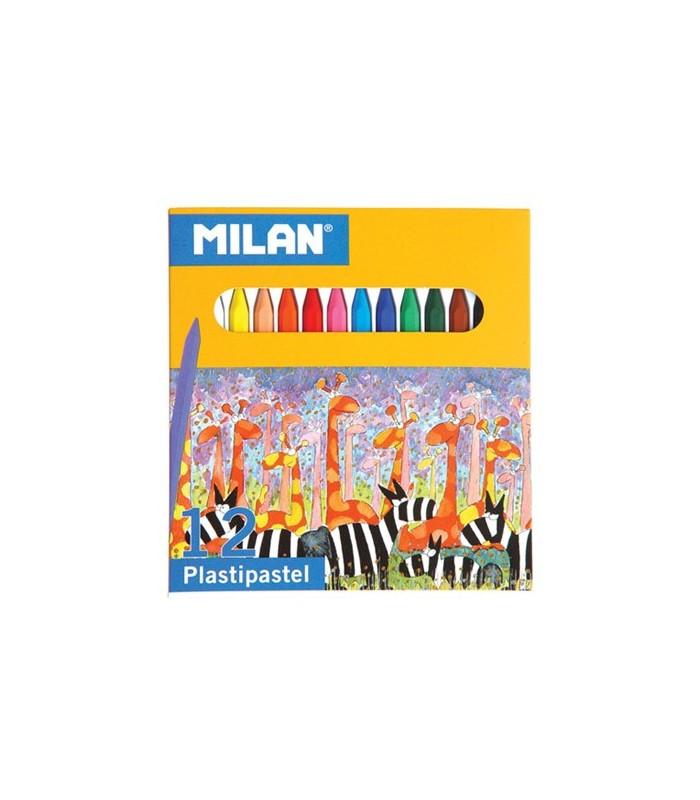 Set Milan 12 Plastipastel