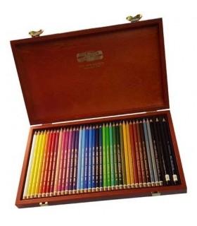 Estuche madera lápices Polycolor 36 Koh-I-Noor