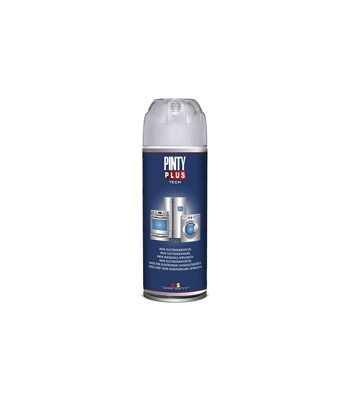 Pintura en spray inox para electrodomésticos 400ml
