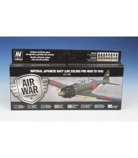 Set Model Air 71169 Imperial Japanese Navy 1945 Air War
